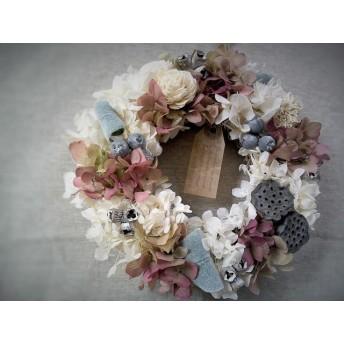 Natural wreath18cm