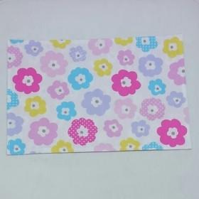 ランチョンマット 39 20×30 花柄 ピンク