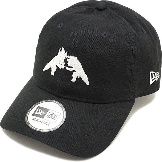 コラボ ニューエラ キャップ NEWERA 9THIRTY ドラゴンボールZ フュージョン DRAGONBALL Z FUSION フリーサイズ メンズ・レディース 帽子 BLACK 12110797 FW19