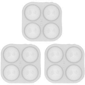 シリコンモールド レジン型 シリコン型 ペンダント金型 キャンドル金型 ソフトモールド DIY 3点