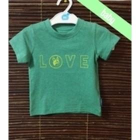 LOVE babyTシャツ 80