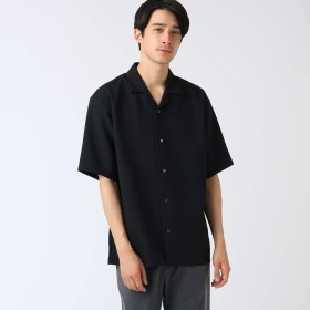 tk.TAKEO KIKUCHI(ティーケー タケオキクチ:メンズ)/ブッチャーオープンカラーシャツ