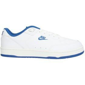 《セール開催中》NIKE メンズ スニーカー&テニスシューズ(ローカット) ホワイト 7.5 革