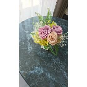 sale【ミニ仏花】落ち着いた色合いのかわいらしい仏花