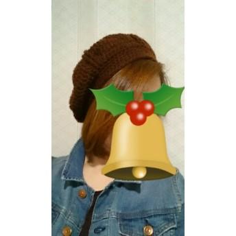 シンプル ニット ベレー帽