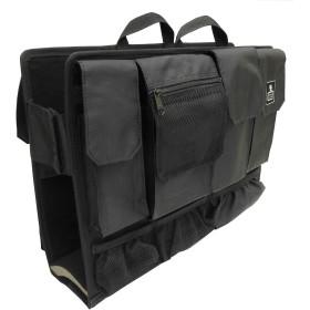 [カバンノナカミ] バッグインバッグ カバンの中身PCVer.4.0 【カバンの中身】PC対応 多機能インナーバッグ ブラック