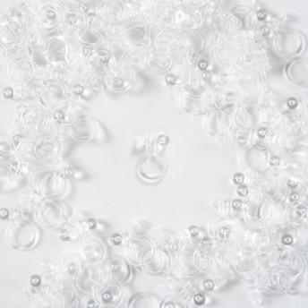 (i-22)ノンホールピアス 樹脂 台座付き 10個 ピアスみたいなイヤリングパーツ ハンドメイド 材料 アクセサリーパーツ