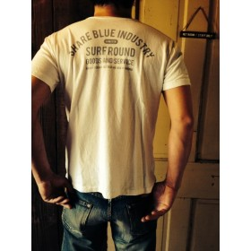 数量限定 SBI-G くたっとしたゆるTシャツ 薄い綿のTシャツ 男女兼用 FREEサイズ Tシャツ 海 ビーチ