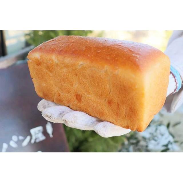 グルテンフリー米粉100% 食パン(プレーン)