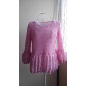 春一番のセーター