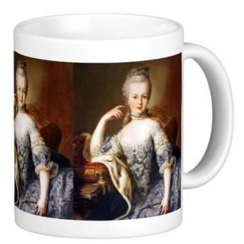 マリー・アントワネットのマグカップ 2