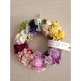 *再々販*Rainbow wreath