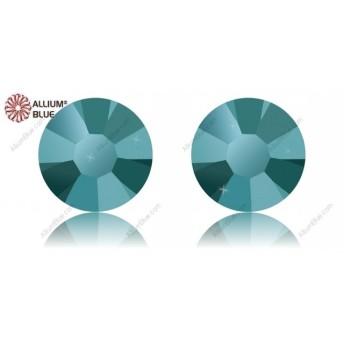 Preciosa プレシオサ MC マシーンカットチャトン Rose MAXIMA マキシマ Flat-Back Hot-Fix Stone (438 11 615) SS10 クリスタル ブルーフレ