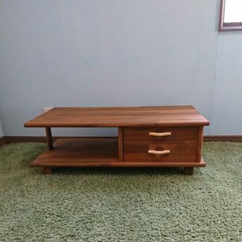 レトロなローテーブル