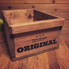 即納! ウッドボックス ORIGINAL Mサイズ