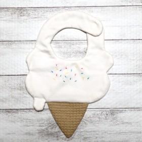 ソフトクリームのスタイ(バニラ)