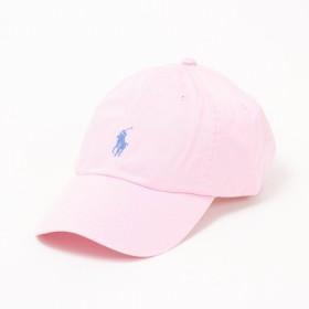 ポロ ラルフローレン POLO RALPH LAUREN キャップ 帽子 667709 H191SC01 ピンク系(018) 【xtp】
