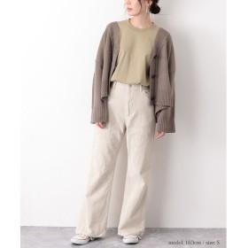 リアルスタイル 6.2オンスコットンベーシック半袖Tシャツ レディース ベージュ XL 【REAL STYLE】