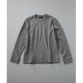 FORMAL JERSEY クルーネックTシャツL/S 5000円以上送料無料【公式/ナノ・ユニバース】