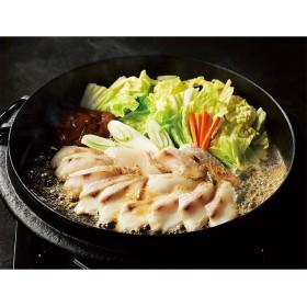 魚徳 のどぐろすき焼鍋セット