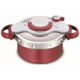 ティファール 圧力鍋 クリプソ ミニット デュオ 4.2L P4604236