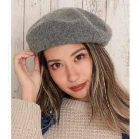 [マルイ]【セール】ウールタッチベレー帽/アナップ(ANAP)