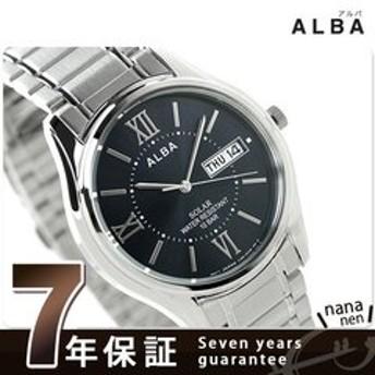 dポイントが貯まる・使える通販| セイコー アルバ ソーラー メンズ 腕時計 AEFD555 SEIKO 【dショッピング】 腕時計 おすすめ価格
