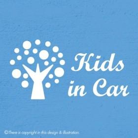 キッズインカー/ホーリーツリー003 kids in car ★ ステッカー
