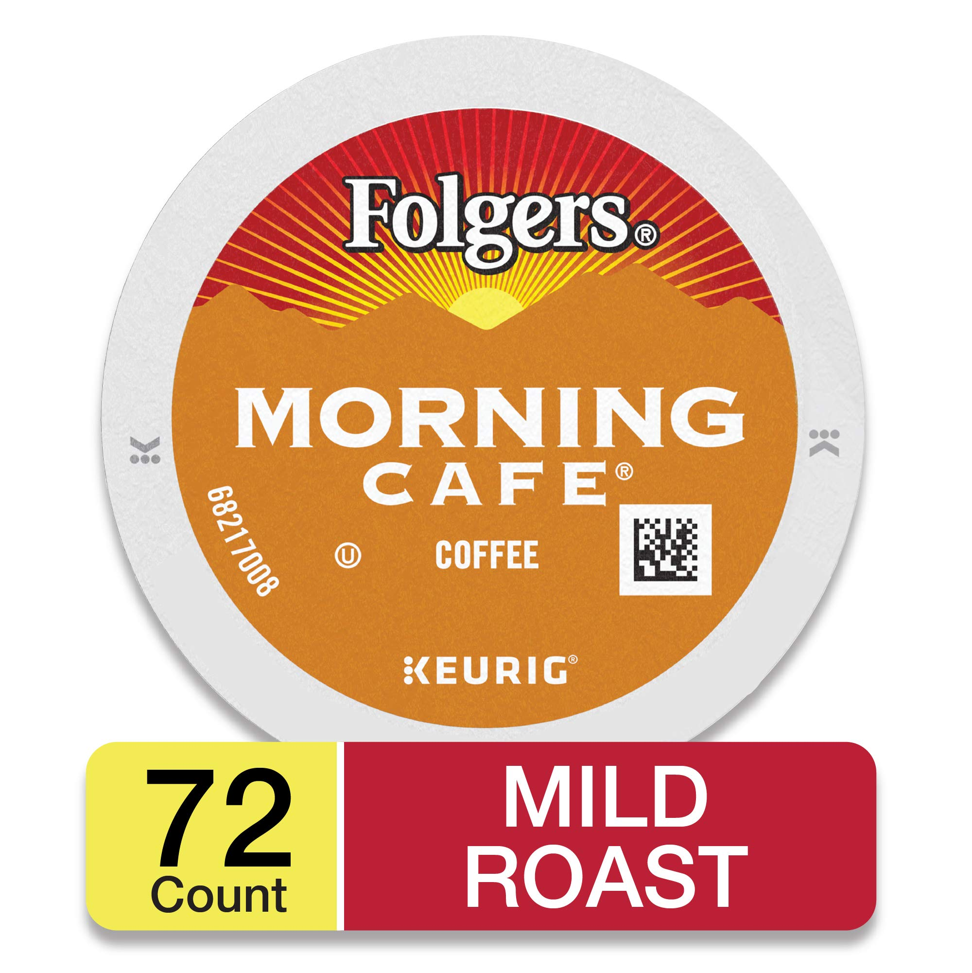 Folgers モーニングカフェ マイルドローストコーヒー 3packages 72 Pods 通販 Lineポイント最大0 5 Get Lineショッピング