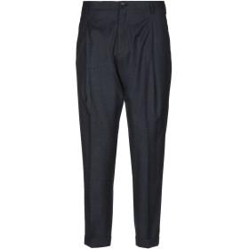 《セール開催中》ALESSANDRO DELL'ACQUA メンズ パンツ ダークブルー 52 ポリエステル 70% / レーヨン 30%