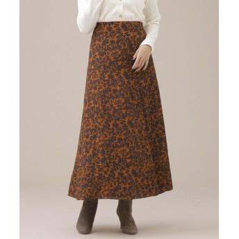 Iラインフレアースカート 5000円以上送料無料【公式/ナノ・ユニバース】