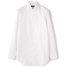 [マルイ] SD: ALBINI ツイル ソリッド ワイドカラーシャツ/シップス(メンズ)(SHIPS)
