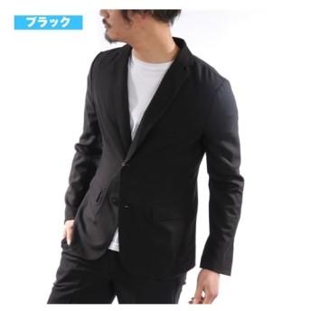 ストレッチ素材カジュアルセットアップスーツ(ジャケット+パンツ) ジャケット・ブルゾン, Jackets