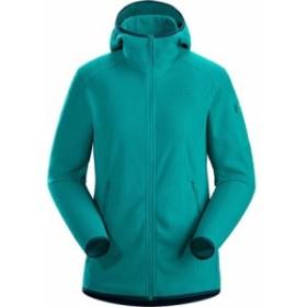 (取寄)アークテリクス レディース デルタ LT フーデッド フリース ジャケット Arc'teryx Women Delta LT Hooded Fleece Jacket Illusion