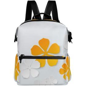 花 か淡いい リュック 学生用 デイパック レディース 大容量 バックパック 男女兼用 機能性 大容量 防水性 デザイン 旅行 ブックバッグ ファション