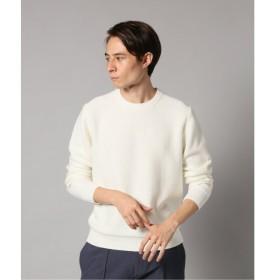 [マルイ] メンズセーター(5ゲージ コットン クルーネックニット)/エディフィス(EDIFICE)