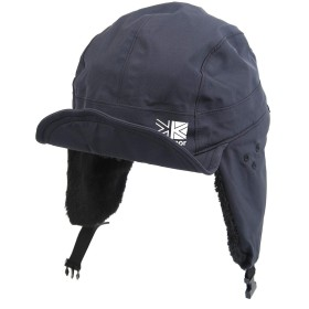 karrimor/カリマー:alpiniste cap:アルピニストキャップ キャップ 帽子 メンズ:フリーサイズ(ワンサイズ) ブラック
