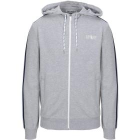 《セール開催中》BIKKEMBERGS メンズ スウェットシャツ ライトグレー S コットン 95% / ポリウレタン 5%