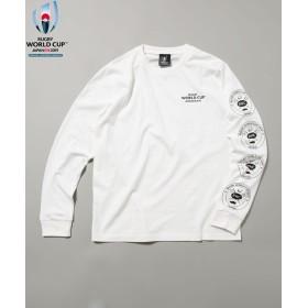 RUGBY WORLD CUP 2019(TM)長袖Tシャツ 5000円以上送料無料【公式/ナノ・ユニバース】