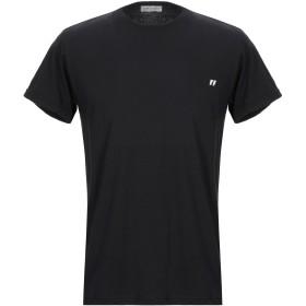 《セール開催中》DANIELE ALESSANDRINI HOMME メンズ T シャツ ブラック S コットン 100%