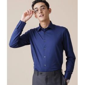 FORMAL JERSEY天竺セミワイドシャツ SL 5000円以上送料無料【公式/ナノ・ユニバース】