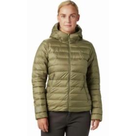 (取寄)マウンテンハードウェア レディース レア リッジ フーデッド ジャケット Mountain Hardwear Women Rhea Ridge Hooded Jacket Light