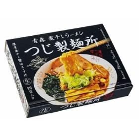 銘店ラーメンシリーズ 青森ラーメン つじ製麺所 (大) 4人前 18セット PB-138(支社倉庫発送品)