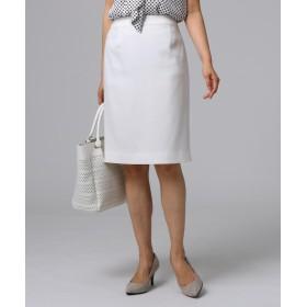 UNTITLED(アンタイトル) ◆【洗える】バスケットタイトスカート