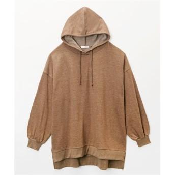 【ゆったりワンサイズ】裏起毛ゆったりパーカー (トレーナー・スウェット)Sweatshirts, 衣, 衛衣