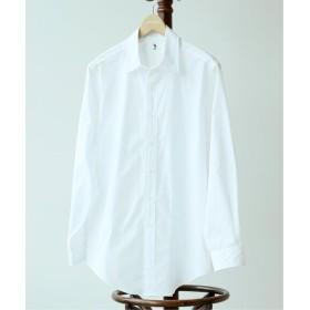 L'ECHOPPE LE / エルイー レギュラーカラーシャツ スタンダード《追加》 ホワイト 2