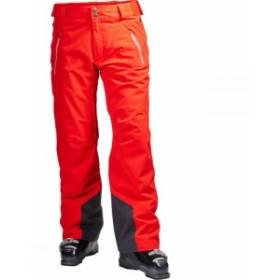 ヘリーハンセン Helly Hansen メンズ スキー・スノーボード ボトムス・パンツ Force Pant Alert Red