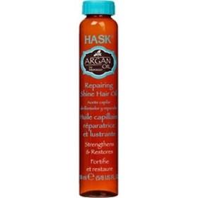 HASK アルガンオイル ダメージケアシャインヘアオイル (18ml)