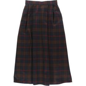 【6,000円(税込)以上のお買物で全国送料無料。】レンチング™EV洗えるあったかスカート