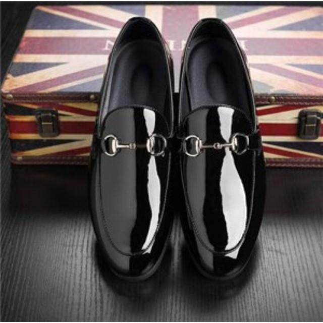 紳士靴 ドライビングシューズ ビットローファー 撥水 滑りにくい 梅雨季節対策 蒸れない 学生 通勤ビジネスシューズUチップフォーマル 通